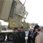 Iran Unveils New Air Defense Missile System