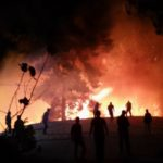 'Arson intifada' continues as Arab terrorists burn cities and villages